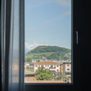 Hotel San Marco - La vista dalle camere