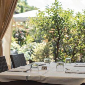 Hotel San Marco - La terrazza estiva
