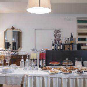 Hotel San Marco - La sala da pranzo interna