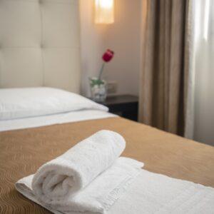 Hotel San Marco - Dettagli delle camere