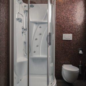 Hotel San Marco - Doccia idromassaggio